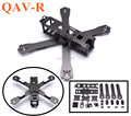 QAV-R 220mm 260mm  DIY Mini Drone FPV Pure Carbon Fiber Quadcopter 4mm Arm QAV-R 220 260 Cross Racing Quadcopter Frame