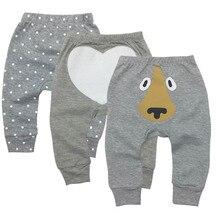 2021Infantil Toddler Newborn Baby Boys Girls Baby Girls Pants Unisex Casual Bottom Harem Pants PP Pants Fox Trousers 6M-24M