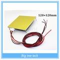 1 pc de Heatbed MK2B para Mendel RepRap Mendel PCB aquecida MK2B para impressoras 3D Mendel cama quente 120 * 120 mm 12 V