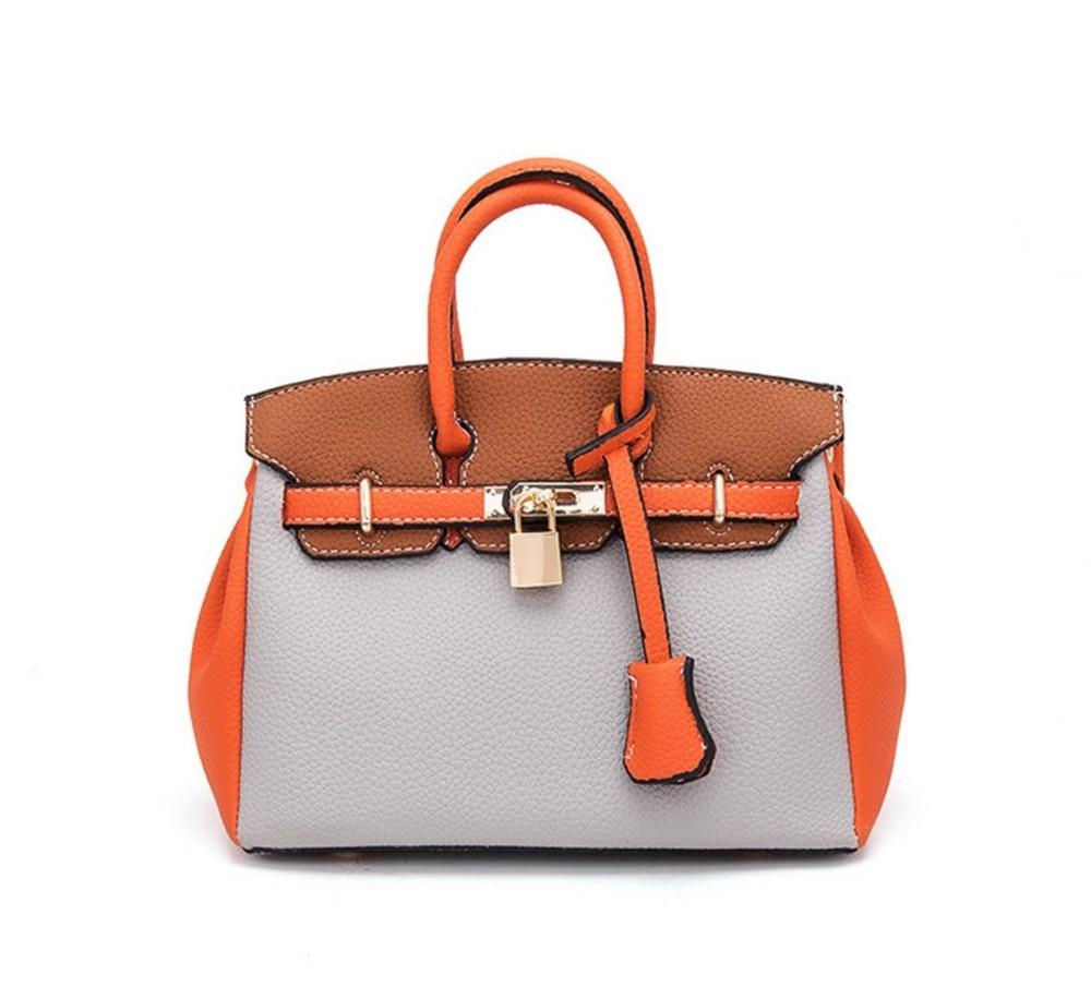 ФОТО Luxury Handbags Women Bags Designer Famous Brand Women  Lock Casual Tote Patchwork Hand bags and CrossBody bag Sac Femme