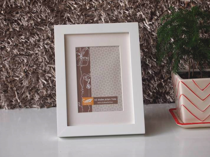 mdf spray picture frame for home table decor for 10x12 254x305cm photo
