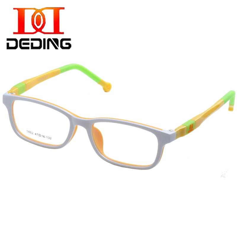 fd8508506f44a DD Crianças Optical Óculos w Case, Crianças Óculos Criança Quadro Miopia  Presbiopia Tr90   silicone Seguro Flexível Olho óculos DD1391