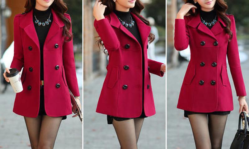 women blended coat WWN717 (8)