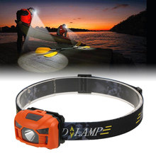 Usb Rechargeable Infrared Sensor Headlight 350 Lumen Led Outdoor Headlamp Waterproof Searchlight Night Fishing Light Headlight(China)