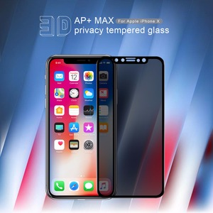 Image 2 - Nillkin Anti Spy Gehard Glas Voor Iphone 11 Xr Glas Screen Protector Anti Glare Privacy Glas Voor Iphone 11 Pro max X Xs Max