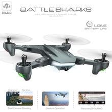 Drone met Camera 4 K/1080P5GPS Wifi FPV Gebaar Fotografie Opvouwbare Quadcopter Hoogte Houden Drone VISUO XS816