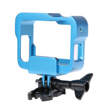 Frame Mount Housing Aluminum Alloy Protect Border for action Camera for gopro hero 5