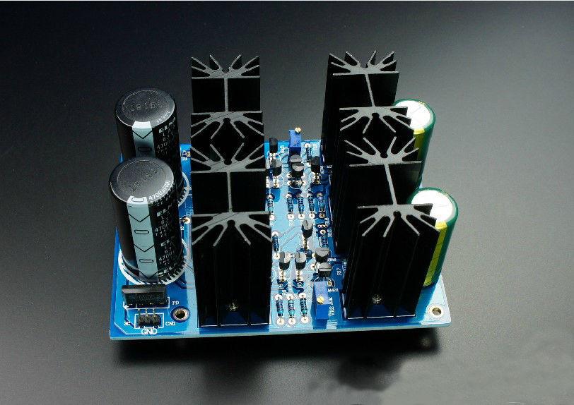 LITE A09 Class A Shunt Regulator Powe Supply Board +/-7V~+/-70V Adjustable lite a09 class a shunt regulator powe supply board 7v 70v adjustable