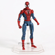 MAFEX No.075 The Amazing Spiderman Spider-Man Comic Ver. PVC