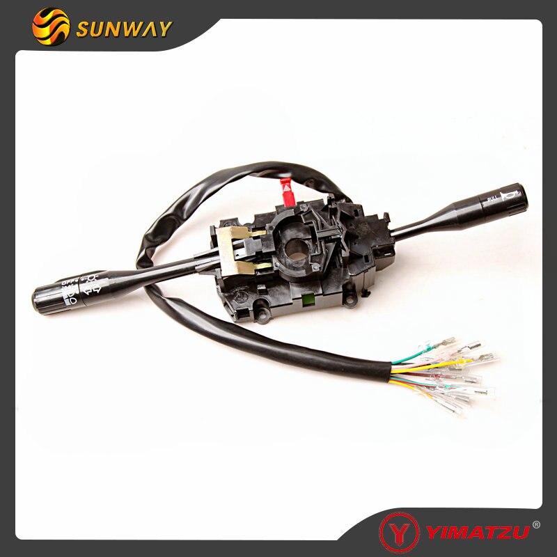 YIMATZU Vtt UTV Pièces Combinaison Interrupteur pour HISUN HS700 700CC UTV Vélo