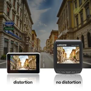 Image 3 - Azdome DAB211 Ambarella A12 Auto Dash Cam 1440P Super Nachtzicht Dashcam Camera Recorder Dvr Ingebouwde Gps Adas loop Recording