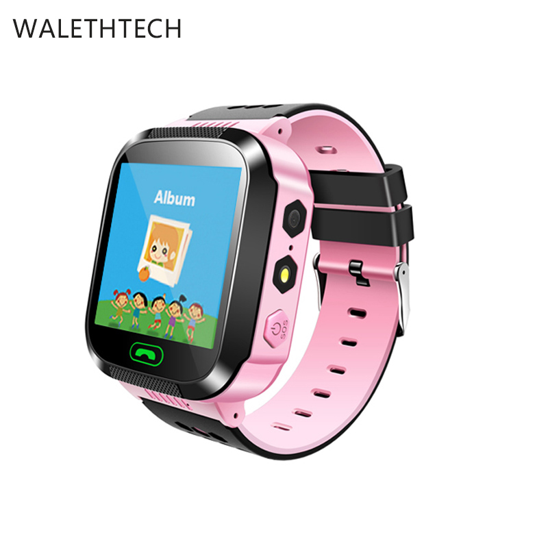 SmartWatch, For, Voice, Phone, Children, Camera