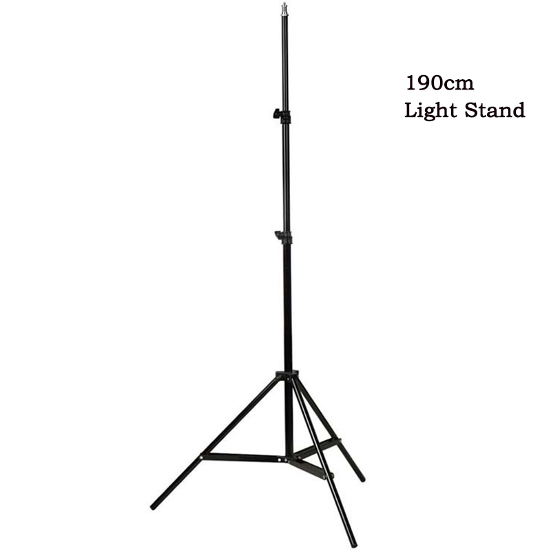 Godox 190cm 6ft Photography Studio Lighting Photo Light Stand Tripod For Flash Strobe Continuous Light