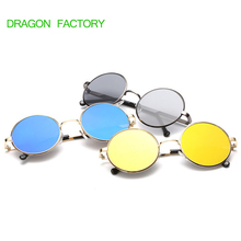 2017New ronda gafas de sol de pesca hombres retro gafas de sol gafas de sol masculinas hombres gafas de sol hombre gafas de sol eyewear UV400 DZ0004