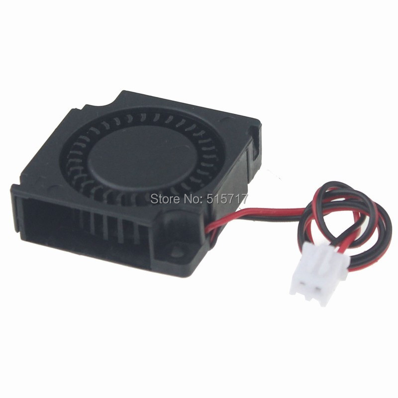 20 Pcs Gdstime 3010 DC 12V Ball bearing 3D Printer 30mm x 10mm Blower Cooling Fan 3cm Mini Laptop Brushless Cooler 30x30x10mm 2 pcs gdstime tow ball bearing 48v 170mm x 50mm circle cooler metal case industrial dc cooling fan 172mm x 51mm 2pin 17cm 17251
