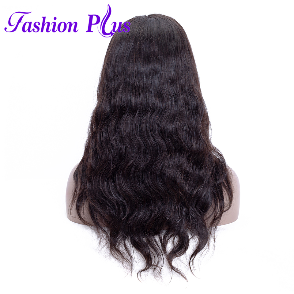Body Wave Lace Front Wigs Brazilian Remy Human Hair Lace Front Wig 360 Lace Frontal Wig Pre Plucked With Baby Hair