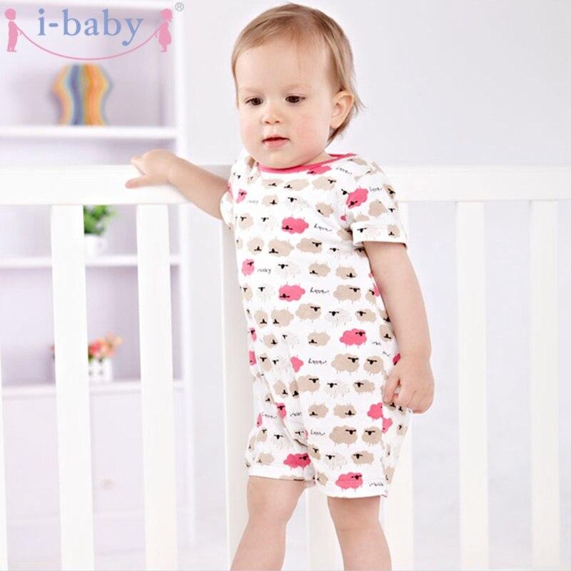 i-baby Baby Romper újszülött csecsemő ruhák fiú lány táncos - Bébi ruházat