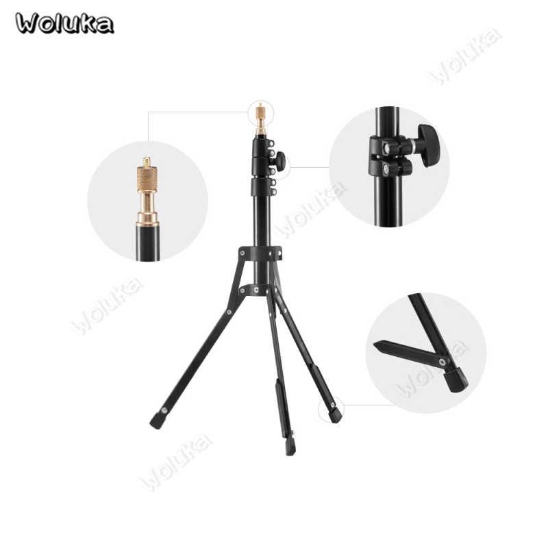 Осветительная стойка обратная Складная фотостудия кронштейн для фары с тремя ножками RHN алюминиевая обратная вспышка Поддержка CD50 T10