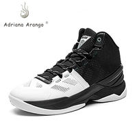 Adriana 2019 Man High top Curry Basketball Shoes Men's Cushioning Light Basketball Anti skid Breathable Outdoor Sneakers