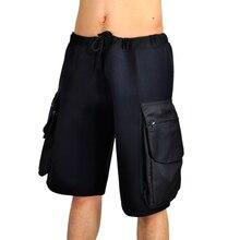 Freeshipping Layatone Black 3mm Neoprene Shorts Snorkel Diving Surfing Fishing Pants Diving Wetsuit Surf Suit Rash Guard Shorty