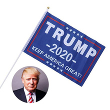 Hot 3x5 Feet Donald Trump Flag 2020 Keep America Great Elect For USA President Banner Flags