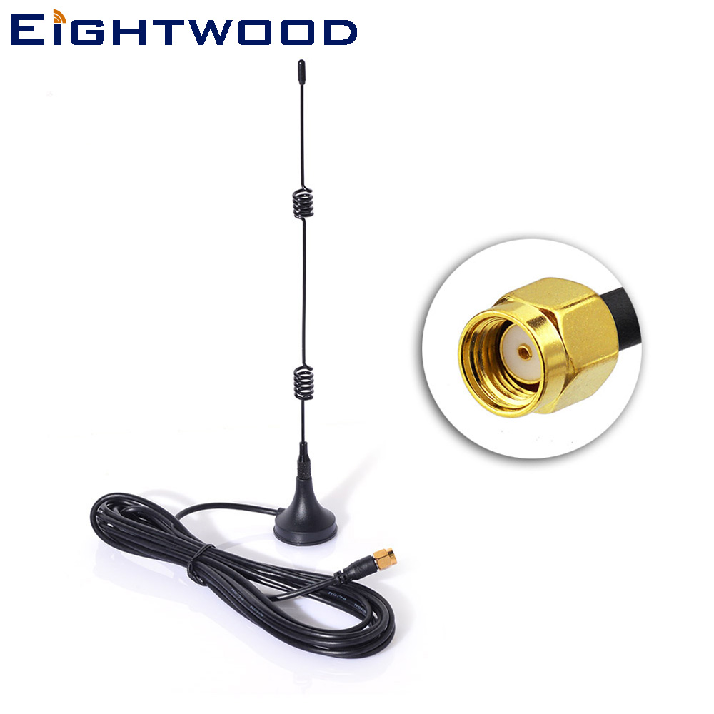 Eightwood HD Wireless Security Camera Video Antenna Extension for Lorex Funlux XmartO Re olink Annke Zosi A-Zone Smonet Zmodo