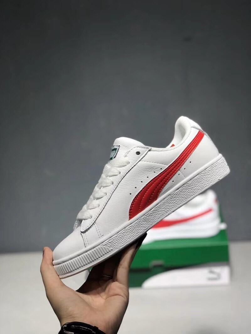 Free shipping 2018 Original Basket Clssic Metllic Puma Court Star Korea  Cadet shoes men s Sneakers Badminton 052215794