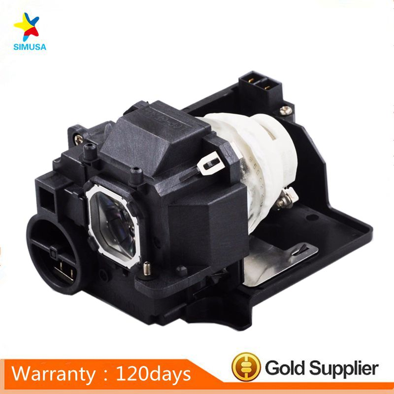 Original NP33LP bulb Projector lamp with housing fits for NEC NP-UM351W/NP-UM351W-WK/NP-UM351Wi-WK/UM361X/NP-UM361X-WK replacement projector lamp uhp 280 245w np20lp 60003130 for np u300x np u300x np u310x np u310x u300x u310w with housing