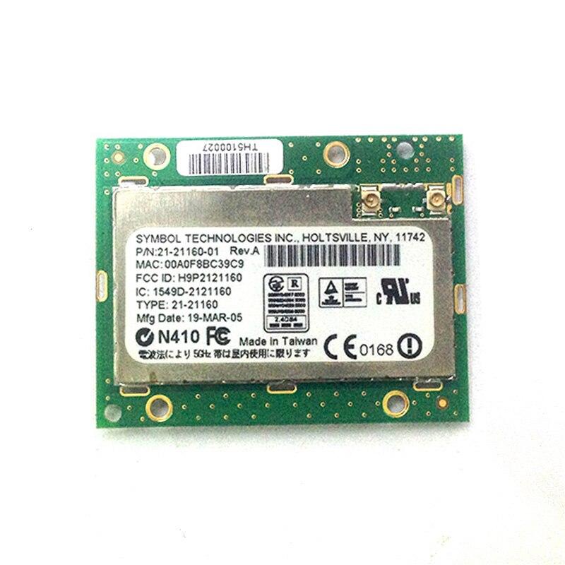 Seebz WI-FI модуль для символ MC3000 MC3070 MC3090 запасная P/N: 21-21160-13