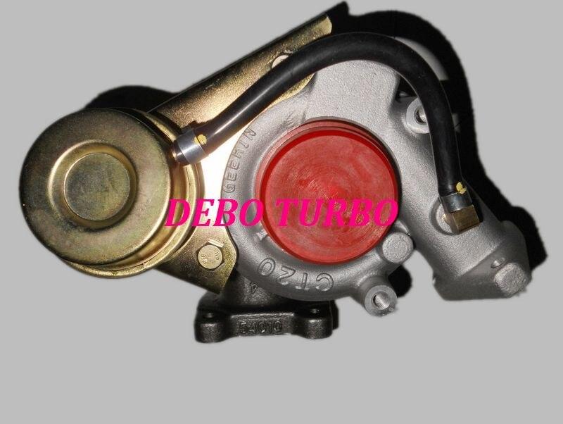 Nouveau turbocompresseur CT20 17201-54030 pour TOYOTA HILUX HIACE LAND CRUISER 4-Runner, 2L-T 2.4L 86HP