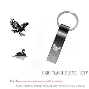 Image 5 - Oryginalny HP dysk Flash 16gb 32gb 64gb Pendrive metalowa pamięć USB Flash V285W brelok USB łańcuch LOGO DIY prezent Pendrive Freeship