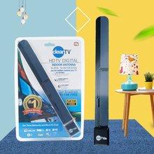 Высокое разрешение цифровая антенна чистый ТВ Ключ ТВ-палка кабельный сигнал увеличение для дома