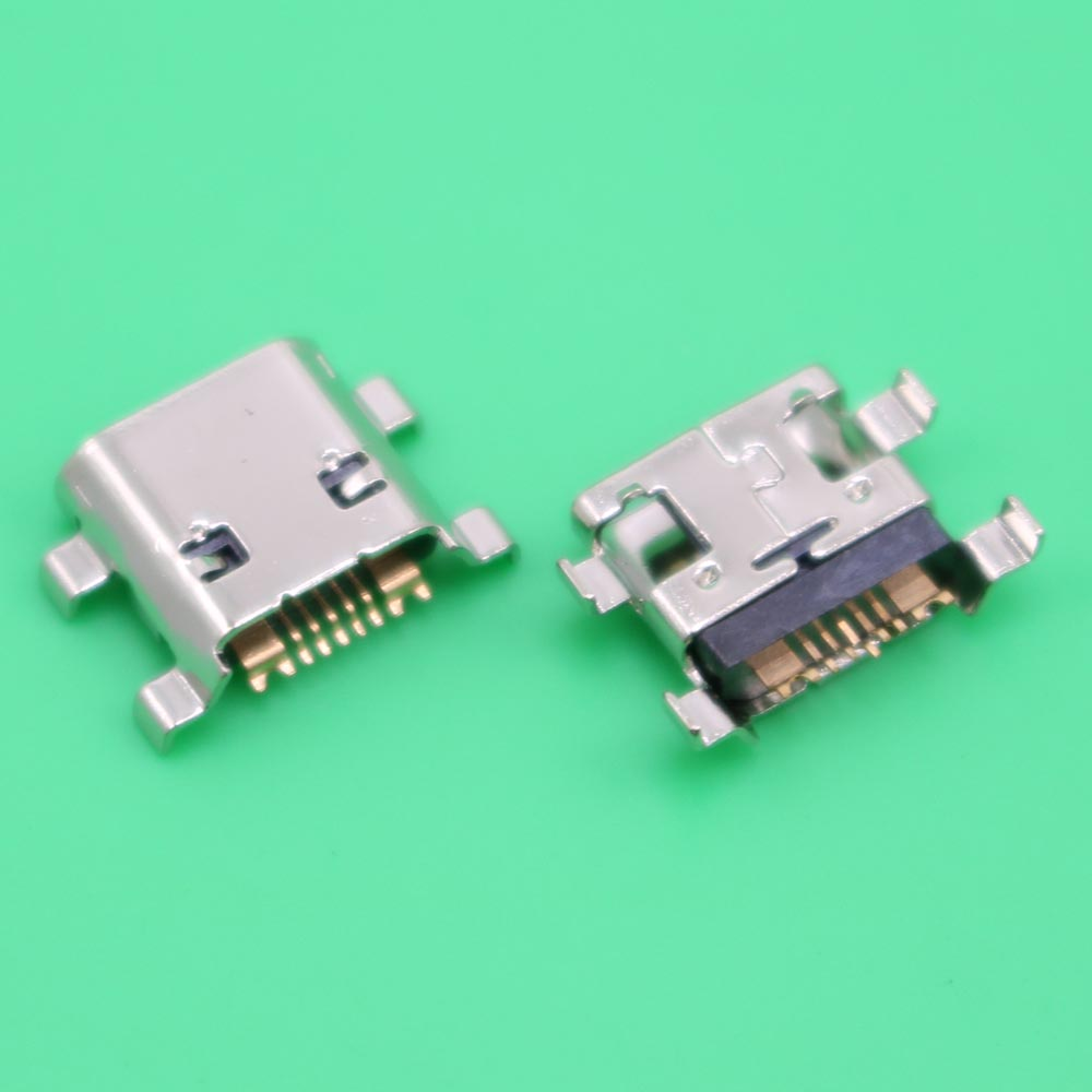 YuXi Micro USB Jack Charging Socket for Samsung Galaxy Ace 2X IIX S7560 Galaxy S Duo S7562
