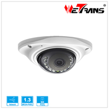 Network Dome Camera  Vandalproof Onvif 2.4 3.6mm Fixed Lens HD IR 960P 1080P 4MP Indoor 8m Night Vision Security Camera IP Onvif
