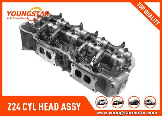 Engine Complete Cylinder Head For Nissan Z24 King Cab D21 Z24 11041