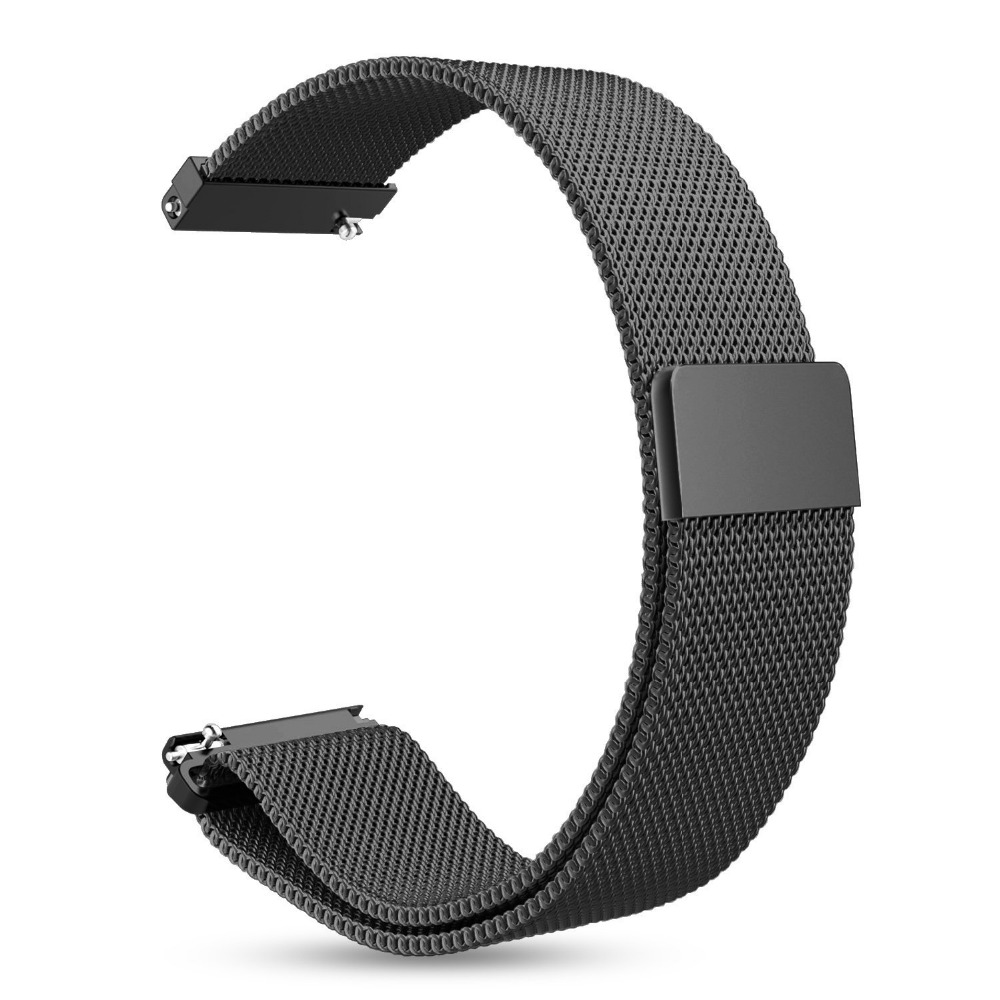 цена на Milanese Loop For Samsung Gear S2 Classic Band Magnetic Closure Clasp Replacement Strap For Gear S2 SM730