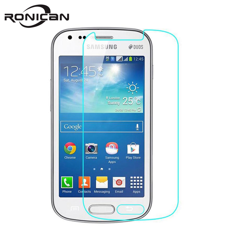 For Samsung Galaxy S Duos Gt S7562 S7560 Tempered Glass