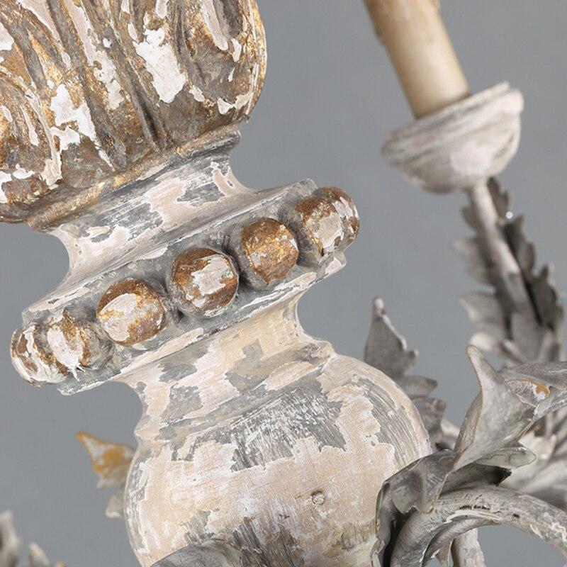 ferro de madeira iluminacao lustre cristal do 04