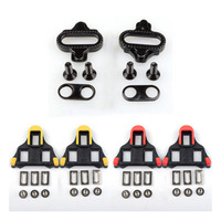 Road Bicycle Self Locking Cleats Cycling Shoes Accessories Bike Pedal Lock Card 1pair SM SH11 SPD