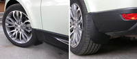 14 16 For Land Rover Range Rover Sport 2014 2015 2016 Brand New Oem Style Front and Rear Mud flaps Mudguards Full Set
