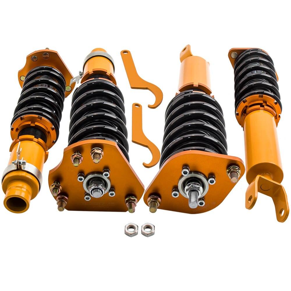 Kits de suspensión de Coilover para Honda Prelude 2 0i 2,2 VTi 92-01