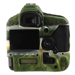 Image 4 - Высококачественный мягкий силиконовый резиновый защитный корпус для камеры чехол для Canon 1Dx 1DX II III 1DXII Защитная сумка для камеры