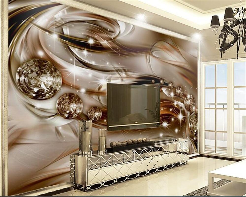 beibehang papel de parede 3d European Style 3D Precious Silk Diamond Living Room TV Wall wallpaper for walls 3 d tapety large photo wallpaper bridge over sea blue sky 3d room modern wall paper for walls 3d livingroom mural rolls papel de parede