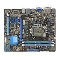 Б/у ASUS 1155 LE Socket LGA DDR3 16 Гб  поддержка I3 I5 I7 uATX  интегрированная настольная материнская плата
