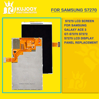 Original S7272 LCD Digitizer For Samsung Galaxy Ace 3 GT S7270 S7272 S7275 LCD Display Panel