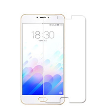 Tempered Glass for Meizu U10 Meilan 9H 2.5D Explosion-proof&Scratch-proof Display screen Protector movie Case for Meizu U10 Professional Prime