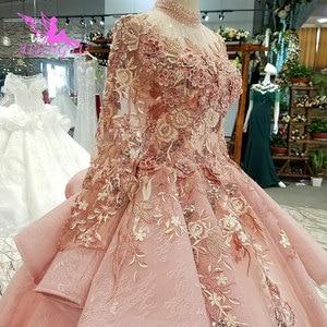 Image 4 - AIJINGYU Slim งานแต่งงานชุดโบราณชุดไขมันร้อนเนเธอร์แลนด์จริงราคาชุด Party Vintage InspiNew ชุดแต่งงาน