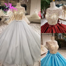 AIJINGYU Where Buy Wedding Dresses Dres Made In Gown