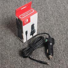 5V 2.4A Allume Cigare chargeur de voiture USB Type C Port alimentation de voyage Mini universel voiture-chargeur pour interrupteur nintention NS NX lite