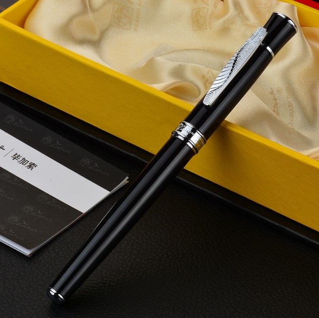 Picasso Pimio High-end Gift Fountain Pen F Nib 0.5mm EF Nib 0.38mm for Choose Business Office Financial Pens with A Gift Box 0 38mm nib picasso ps t86 finance fountain pen for girl high end luxury standard pens gift set hot selling free shipping